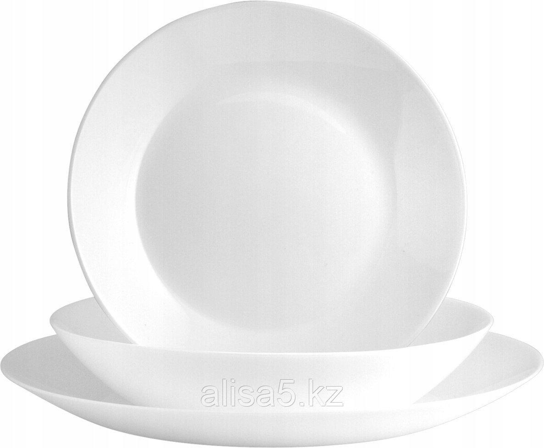 ZELIE Arcopal  столовый сервиз на 6 персон из 20 предметов, шт