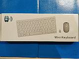 Клавиатура мини беспроводная + мышь N910, Алматы, фото 2