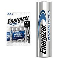 Батарейка литиевая Energizer Ultimate Lithium AA/FR6, 1шт