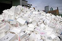 Прием отходов пенопласта