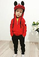 Спортивный костюм в стиле POLO для мальчиков