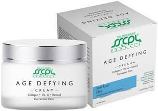 SSCPL HERBAL AGE DEFYING CREAM Антивозрастной Травяной крем (против старения)