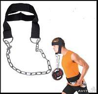 Тренажер для тренировки шеи