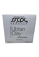 SSCPL HERBAL UBTAN CLAY FACEWASH Травяной гель для лица с глиной убтан