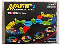 Автотрек Magic Tracks (Мэджик Трек) со светящейся машинкой - 90 детали