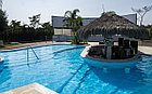 Блочный  пленочный бассейн 8х4х1.6м, фото 3