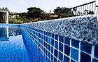 Блочный  пленочный бассейн 8х4х1.6м, фото 9