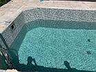Блочный  пленочный бассейн 12х6х1.6м, фото 3