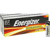 Батарейки щелочные Energizer INDUSTRIAL AA, 10шт