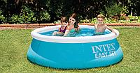 Круглый надувной бассейн 183х51 см, Intex 28101