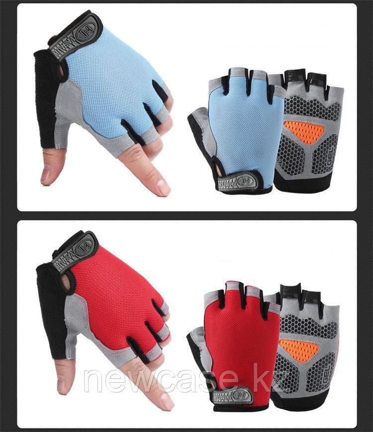 Спортивные перчатки для электросамоката, велосипеда и другого спорта, для детей и взрослых - фото 2