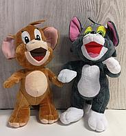 Том и Джерри мягкие игрушки
