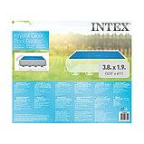 INTEX Обогревающее покрывало 3.8*1.9, солнечный тент 29028, фото 3