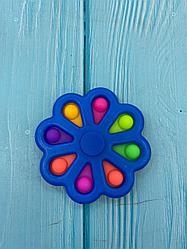 Simple Dimple игрушка антистресс Симпл Димпл спинер цветок мини