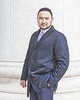 Мужская классическая куртка (ULY MYRZA 2021)