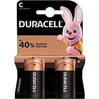 Батарейка Duracell Basic типа C LR14/MN1400, 2шт