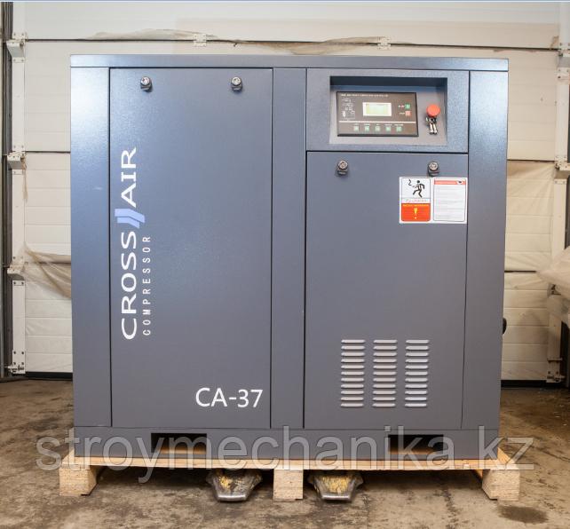 Винтовой компрессор 37 кВт, 6 м3/мин Crossair CA 37-8 GA