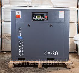 Винтовой компрессор Crossair CA 30-10 RA (4,5 м3/мин, 10 Бар)