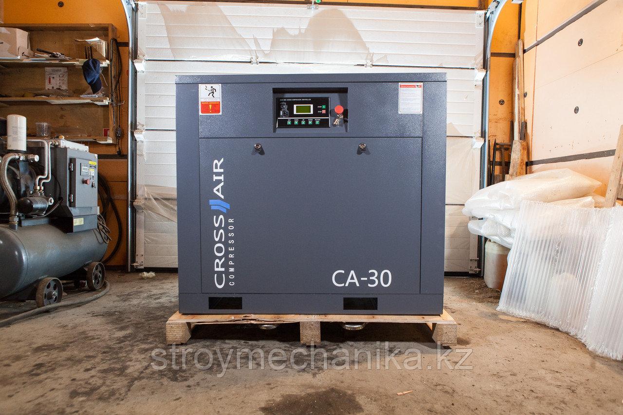 Винтовой компрессор  30 кВт, 5 м3/мин Crossair CA 30-8 RA / 30-8 GA