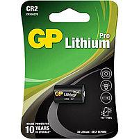 Элемент питания литиевый GP CR2 Lithium для фото, 3V 1шт