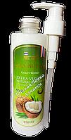 Масло кокосовое холодного отжима 250