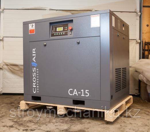 Винтовой компрессор Crossair CA 15-8 GA