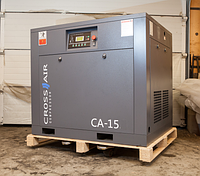 Винтовой компрессор Crossair CA 15-8 GA, фото 1
