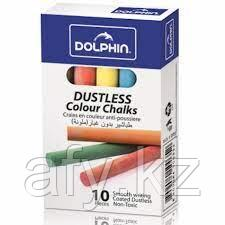 Мел Dolphin цветной