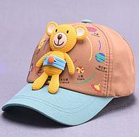 Кепка Медвежонок