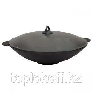 Сковорода ВОК-КАл с крышкой