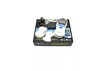 Электрический массажер.Цифровой меридиан импульсный инструмент/прибор для похудения.