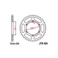 Звезда ведомая JT sprockets JTR460-53