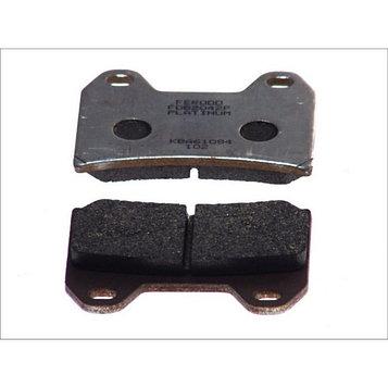 Колодки тормозные дисковые, FERODO FDB2042P