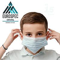 Трехслойные детские маски от 13 тенге