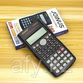 Калькулятор инжинерный js-82tl-1