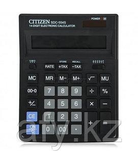 Калькулятор Citizen 554