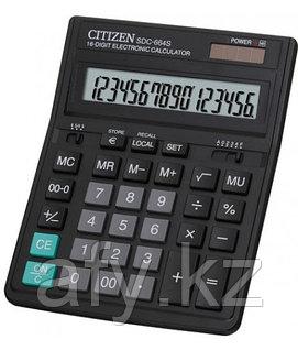 Калькулятор Citizen 664