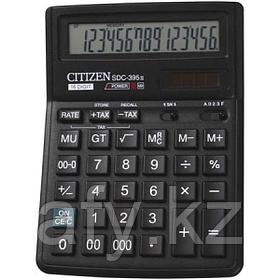 Калькулятор Citizen 395