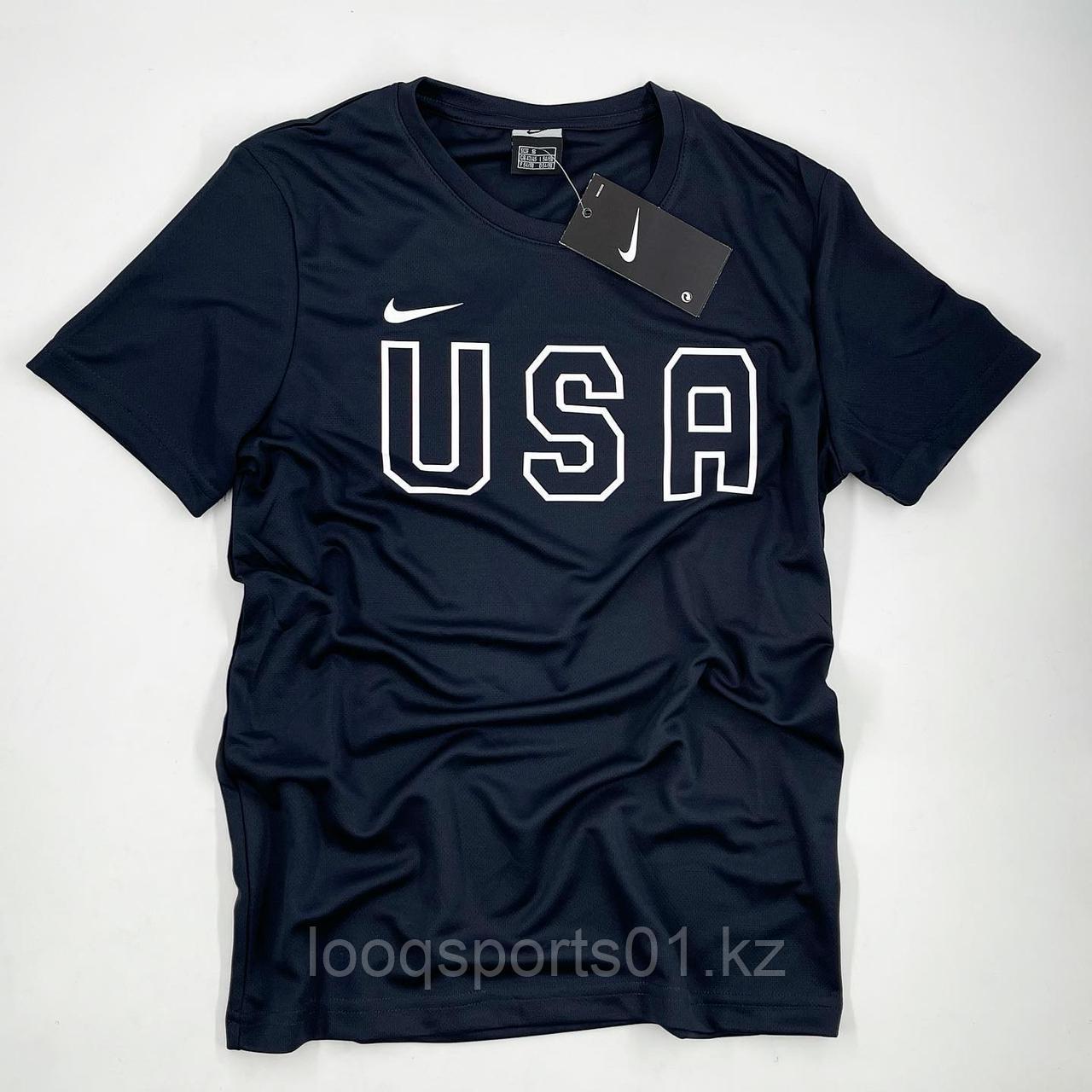Спортивная футболка мужская Nike USA