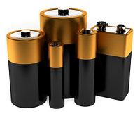 Батарейки основных типоразмеро...