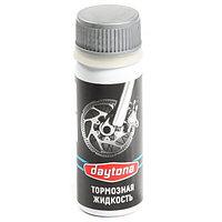 Тормозная жидкость Daytona DOT-4 для гидравлических тормозов 100мл