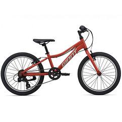 Детский велосипед Giant XtC Jr 20 Lite (2021) red
