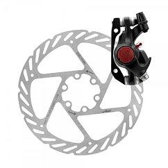 Avid  тормоз дисковый механ. BB5 MTB -160mm -black- rotor G2CS, front-rear