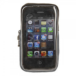 Чехол smartphone bag M-WAVE, w/ turnable QR clip