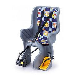 Детское кресло на багажник Geng-Hung GH-928L ,: Max 22kg,Grey