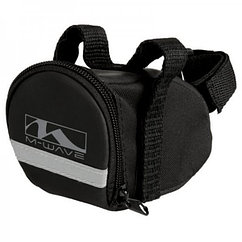 """Cумка M-Wave small saddle bag, TILBURG S, with """"M-WAVE BIKE & OUTDOOR"""""""