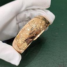 Браслет золото 17 размер