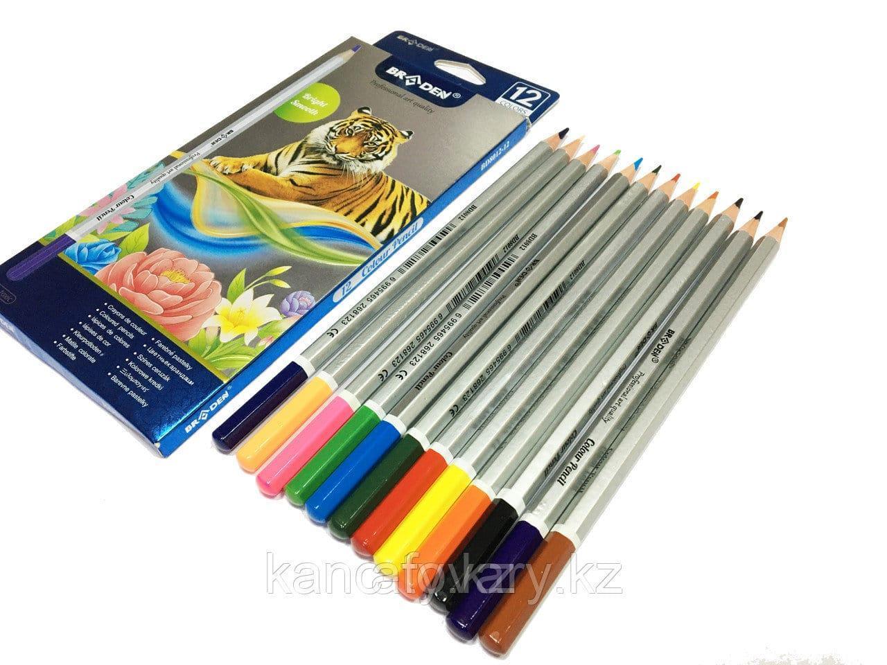 Цветные карандаши MB 003 (V 06.09)