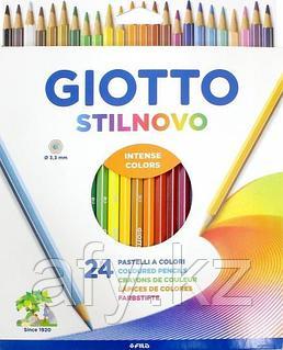 Цветные карандаши 8008-12=24