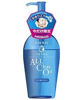 Очищающее гидрофильное масло Shiseido Senka All Clear Oil, 230 мл.